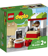 LEGO Duplo Town Pizza Stand Building Toy