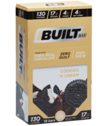 Built Bar Cookies 'N Cream