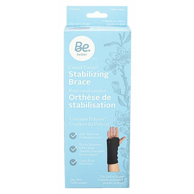 Be Better Stabilizing Carpal Tunnel Brace