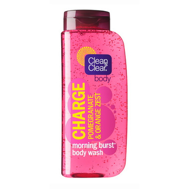 Clean & Clear Morning Burst Charge Body Wash