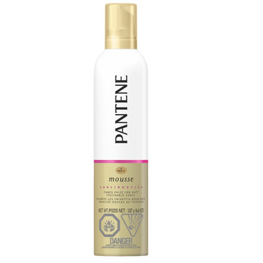 Pantene Curls Defining Mousse