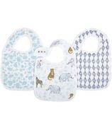 aden + anais Classic Snap Bibs Jungle