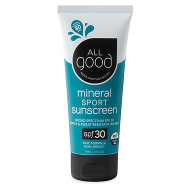 All Good SPF 30 Sport Sunscreen Lotion