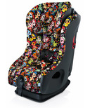 Clek x tokidoki Fllo Convertible Car Seat with ARB tokidoki Unicorn Disco