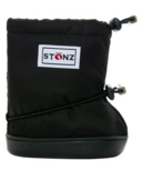 Stonz Toddler Booties Black