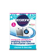 Ecozone Washing Machine & Dishwasher Cleaner