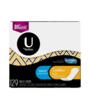 U by Kotex Lightdays Liners Regular