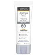Neutrogena Ultra Sheer Face Sunscreen SPF 60