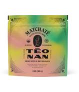 TEONAN Matchate Boisson instantanée au Matcha avec champignons + probiotiques