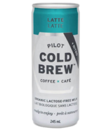 Pilot Coffee Roasters Cold Brew Coffee Latte