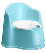 BabyBjorn Potty Chair Turquoise