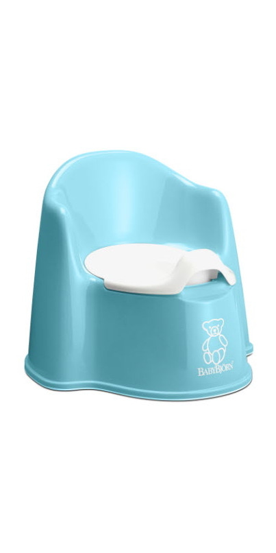 bd277f7bfdb Buy BabyBjorn Potty Chair Turquoise at Well.ca