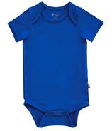 Kyte BABY Short Sleeve Bodysuit Indigo