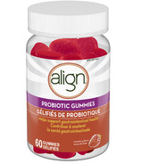 Align Probiotic Strawberry Flavour Gummies