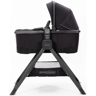 Diono Quantum 2 Carrycot & Travel Stand Black