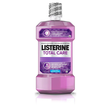 Listerine Total Care Clean Mint