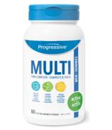 MultiVitamines pour les hommes actifs par Progressive