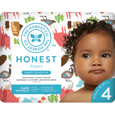 The Honest Company Diapers Size 4
