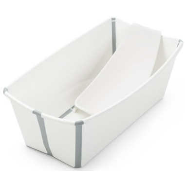 Stokke Flexi Bath Bundle White & Grey