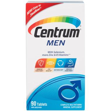 Centrum Multivitamin for Men