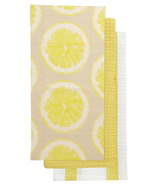 Harman Tea Towel Lemon