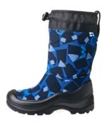 kuoma Snowlock Sky Blue Flow Winter Boot