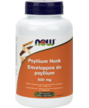NOW Foods Psyllium Husk Caps 500 mg