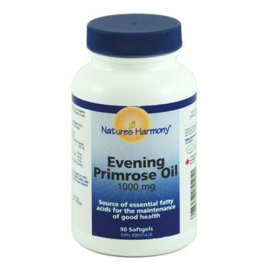 Nature\'s Harmony Evening Primrose Oil
