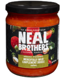 Neal Brothers Organic Mercifully Mild Salsa