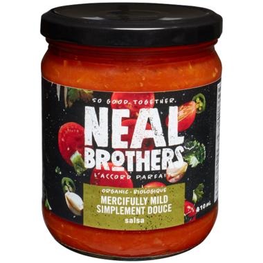 Neal Brothers Organic Mercifully Mild Salsa
