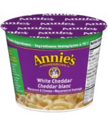 Annie's Homegrown Organic White Cheddar Mac & Cheese Cup