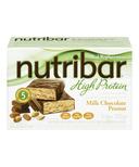 Nutribar High Protein Milk Chocolate Peanut Bars