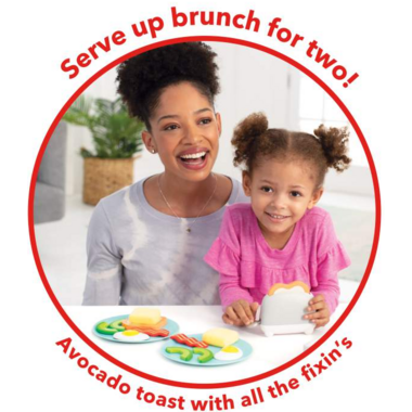 Skip Hop Zoo Let\'s Brunch Set