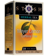 Stash Meyer Lemon Herbal Tea