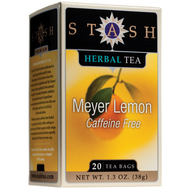 Stash Meyer Lemon Herbal Tea