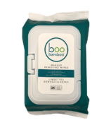 Boo Bamboo Display Makeup Removing Wipes