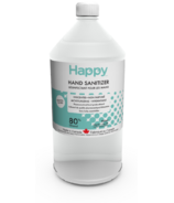 Happy Hand Sanitizer Refill Bottle