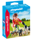 Playmobil Dog Walker