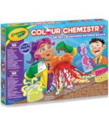 Ensemble de laboratoire de chimie des couleurs Crayola