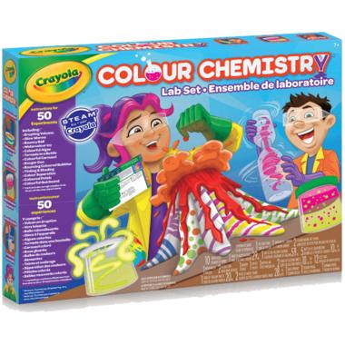 Crayola Colour Chemistry Lab Set