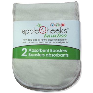 AppleCheeks 2-Layer Bamboo Boosters