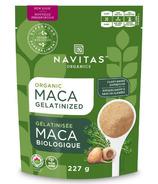 Navitas Naturals Organic Maca Gelatinized Powder