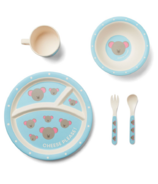 Red Rover Dinner Set Mouse Design