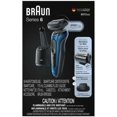 Braun SensoFlex Electric Razor for Men