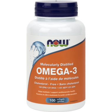 NOW Foods Omega-3 1000 mg