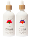 Rainbo Chaga Antioxidant + Reishi Adaptogen Super-Mushroom Bundle