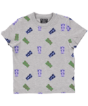 BIRDZ Children & Co. Grey Gummy Bear Tee