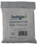 Indigo Natural Foods Baking Powder Gluten Free