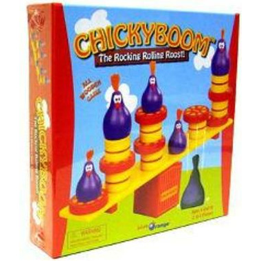 Chickyboom! Game