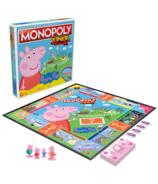 Hasbro Monopoly JR Peppa Pig